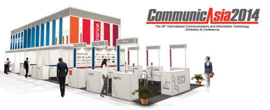 CommunicAsia ' 2014